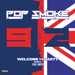 Pop Smoke, Skepta – Welcome To The Party (Acapella)