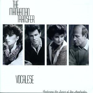 Vocalese album