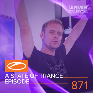 A State Of Trance (ASOT 871) - Contact 'Service For Dreamers' cover art
