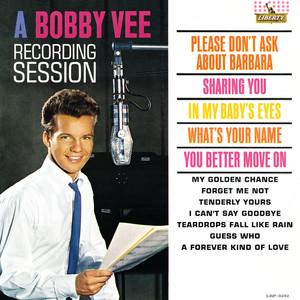 A Bobby Vee Recording Session album