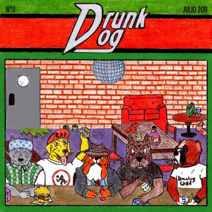 Drunk Dog N°1 album