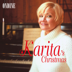 Mattila, Karita: Christmas Carols album