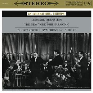 Symphony No. 5 in D Minor, Op. 47: III. Largo by Dmitri Shostakovich, Leonard Bernstein, New York Philharmonic
