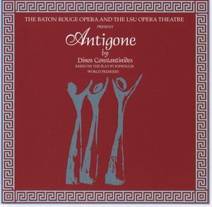 Constantinides: Antigone Audiobook