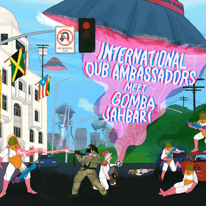 International Dub Ambassadors Meet Gomba Jahbari