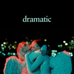dramatic cover art