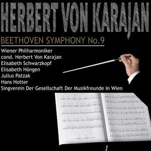 Symphony No.9 in D Minor, Op.125: III Adagio molto e cantabile by Wiener Philharmoniker, Elisabeth Höngen, Herbert von Karajan, Elisabeth Schwarzkopf, Julius Patzak, Hans Hotter, Wiener Singverein