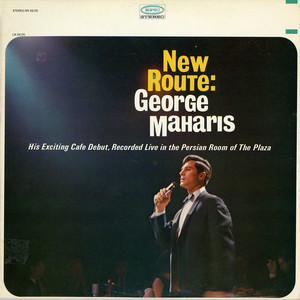 New Route: George Maharis (Live) album