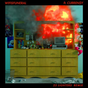 25 Lighters (Remix) [feat. Curren$y]