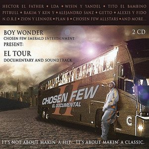 Chosen Few El Documental II album