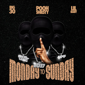Monday to Sunday cover art