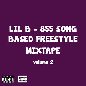 855 Song Based Freestyle Mixtape, Vol. 2