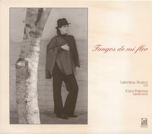 Valentina Alvarez: Tangos De Mi Flor album