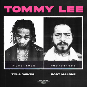 Tommy Lee cover art