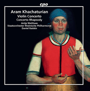 Violin Concerto in D Minor: II. Andante sostenuto cover art