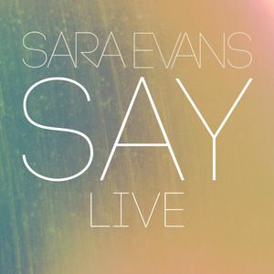Say (Live)