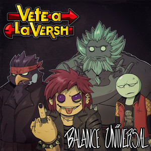 Balance Universal - Vete A La Versh