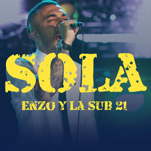 Sola (En Vivo)
