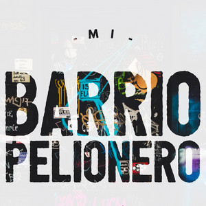 Mi Barrio Pelionero cover art