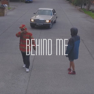 Behind Me by C.R.O, Fazzini