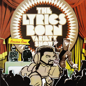 The Lyrics Born Variety Show Season 1