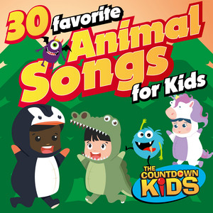 30 Favorite Animal Songs for Kids album