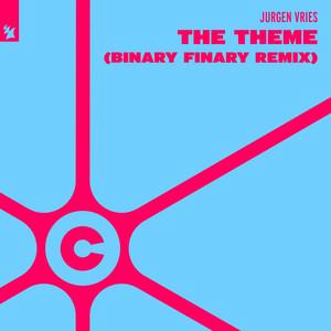 The Theme - Binary Finary Remix cover art