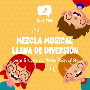 Mezcla Musical Llena de Diversión para Grupos de Niños Pequeños