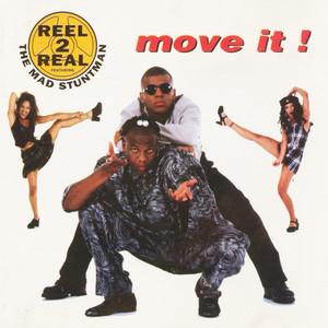 I Like To Move It  - DJ Dero NRG Remix cover art