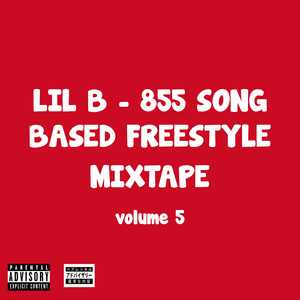855 Song Based Freestyle Mixtape, Vol. 5