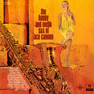 The Happy and Mellow Sax album