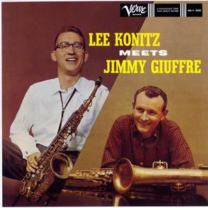 Lee Konitz Meets Jimmy Giuffre album