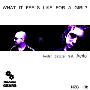 What It Feels Like For A Girl? - Alessio Silvestro Remix cover art