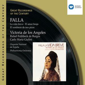 Falla: La vida breve, Act II, Cuadro I: Danza española by Manuel de Falla, Rafael Frühbeck de Burgos, Lucero Tena, Orquesta Nacional De España