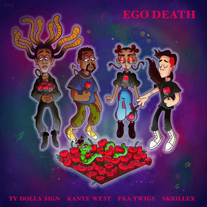 Ego Death cover art