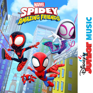 """Spidey and His Amazing Friends Theme (From """"Disney Junior Music: Spidey and His Amazing Friends"""")"""