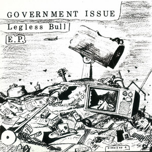 Rock'n Roll Bullshit by Government Issue