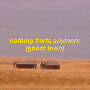 and nothing hurts anymore (ghost town)