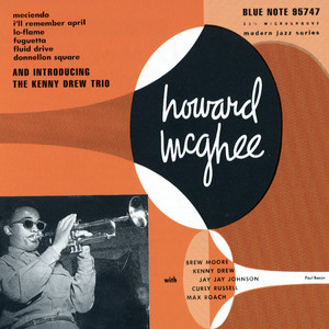 Howard McGhee / Introducing The Kenny Drew Trio album