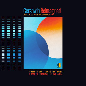Gershwin Reimagined: An American In London album
