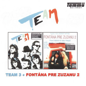 Pavol Habera - Team 3 & Fontána Pre Zuzanu, Vol. 2