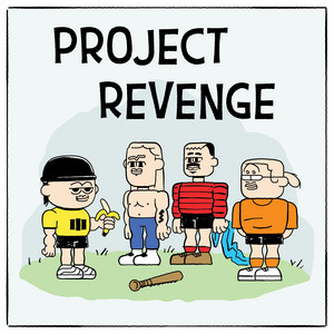 Project Revenge cover art