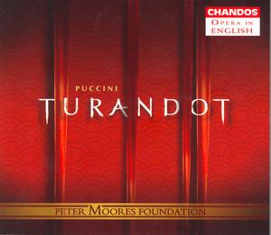 Turandot: Act III Scene 1: None shall sleep now! (The Unknown Prince, Ping, Pong, Pang, Chorus) cover art