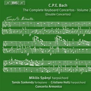 Concerto for Harpsichord and Piano in E-Flat Major, Wq. 47, H. 479: I. Allegro di molto cover art