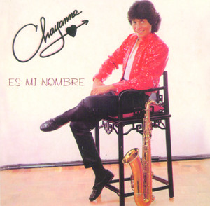 Chayanne Es Mi Nombre cover art