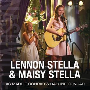 Lennon Stella & Maisy Stella As Maddie Conrad & Daphne Conrad album