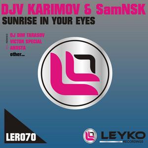 Sunrise In Your Eyes - DJ Dim Tarasov Remix cover art