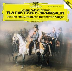 Radetzky-Marsch, Op.228 by Johann Strauss I, Berliner Philharmoniker, Herbert von Karajan