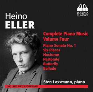 Pastorale by Heino Eller, Sten Lassmann