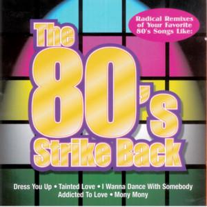 The 80's Strike Back album